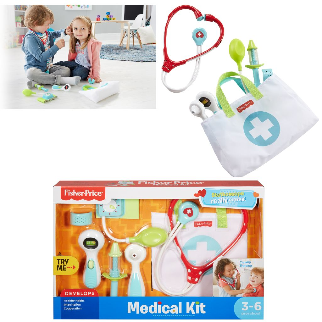 Fisher-Price Doktersset (4060014)
