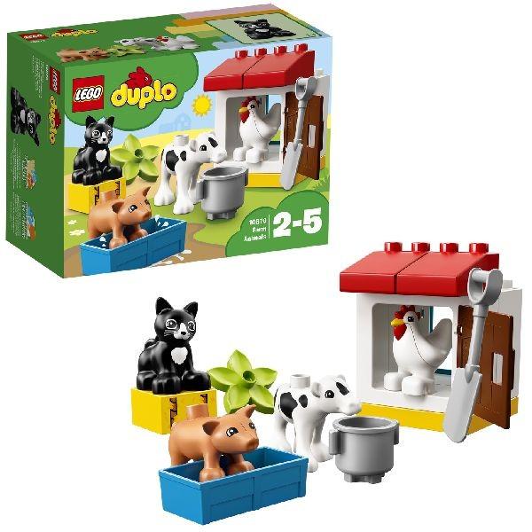 Image of LEGO DUPLO 10870 Boerderijdieren