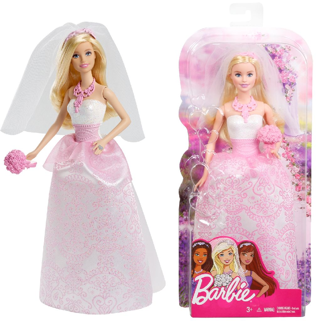 Image of Barbie Bruid