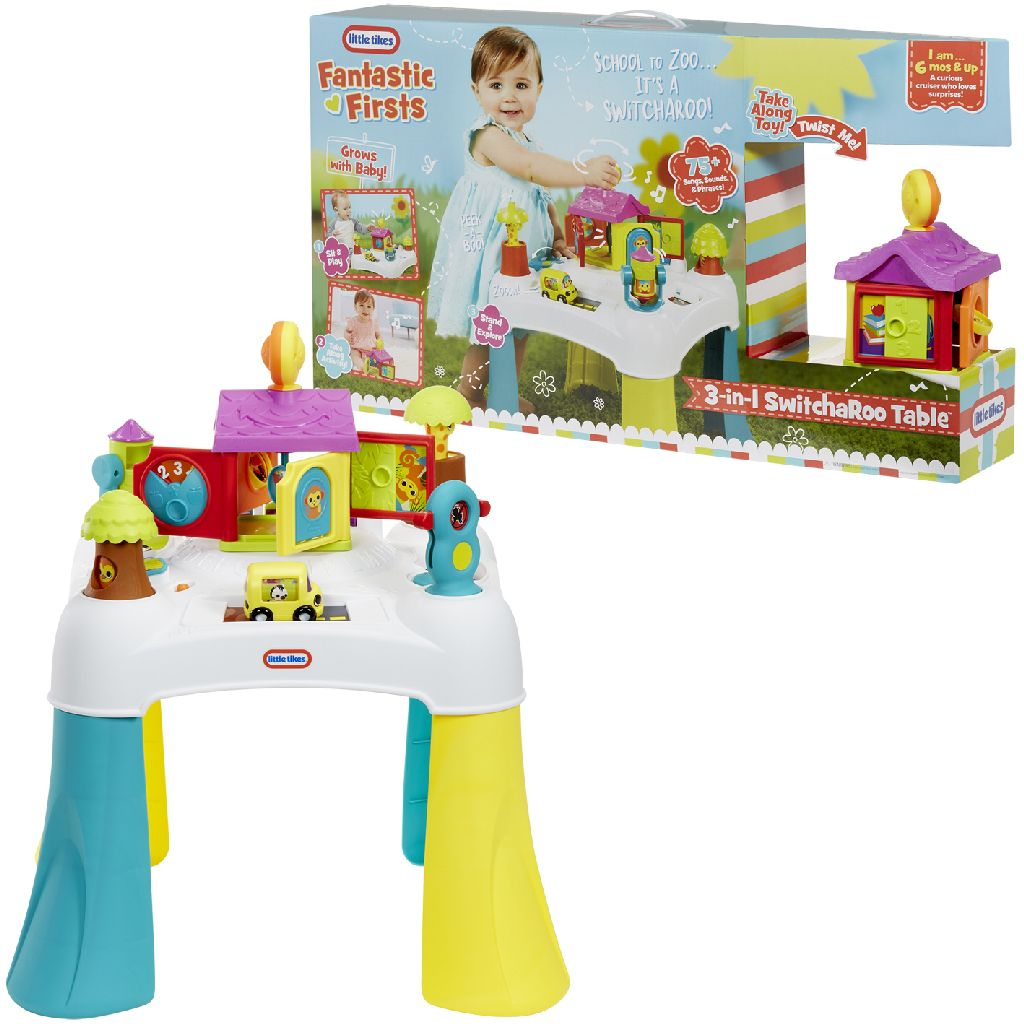Little Tikes 3 In 1 Switcharoo Table (4206928)