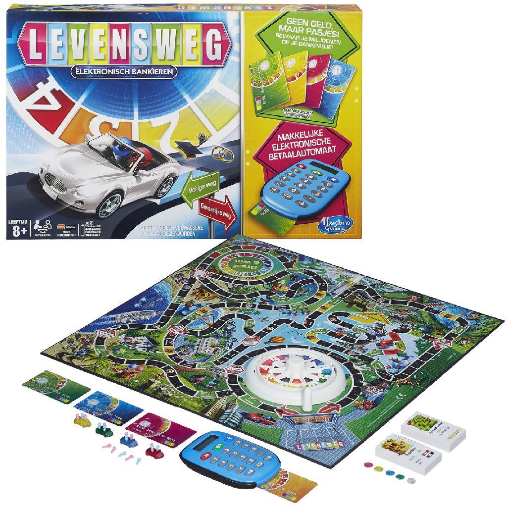 Spel Levensweg Elektronisch Bankieren (6109568)