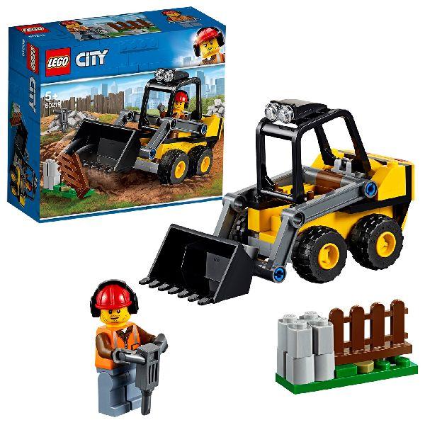 Image of LEGO City 60219 Bouwlader