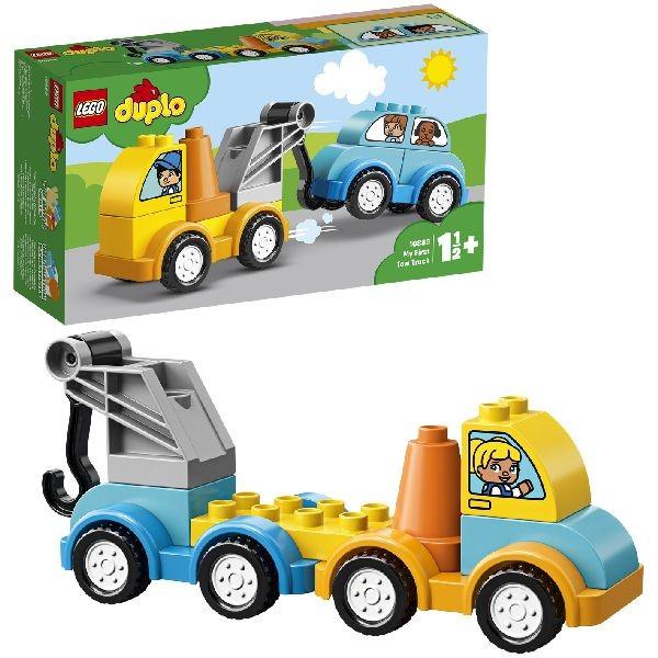 Image of LEGO DUPLO 10883 Mijn Eerste Sleepwagen