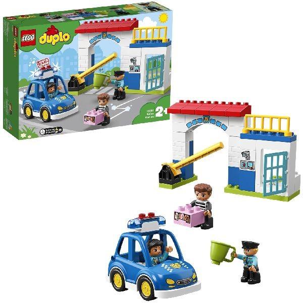 Image of LEGO DUPLO Mijn Eigen Stad 10902 Politiebureau
