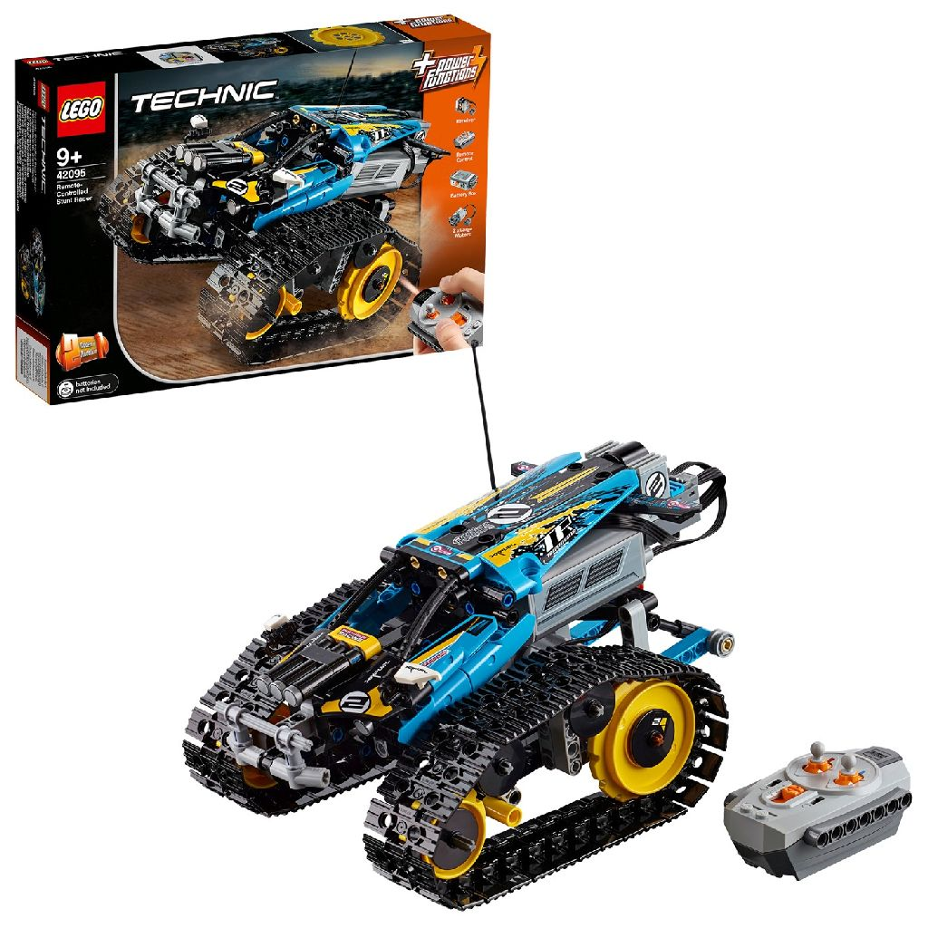 Image of LEGO Technic 42095 Remote-Controlled Stunt Racer