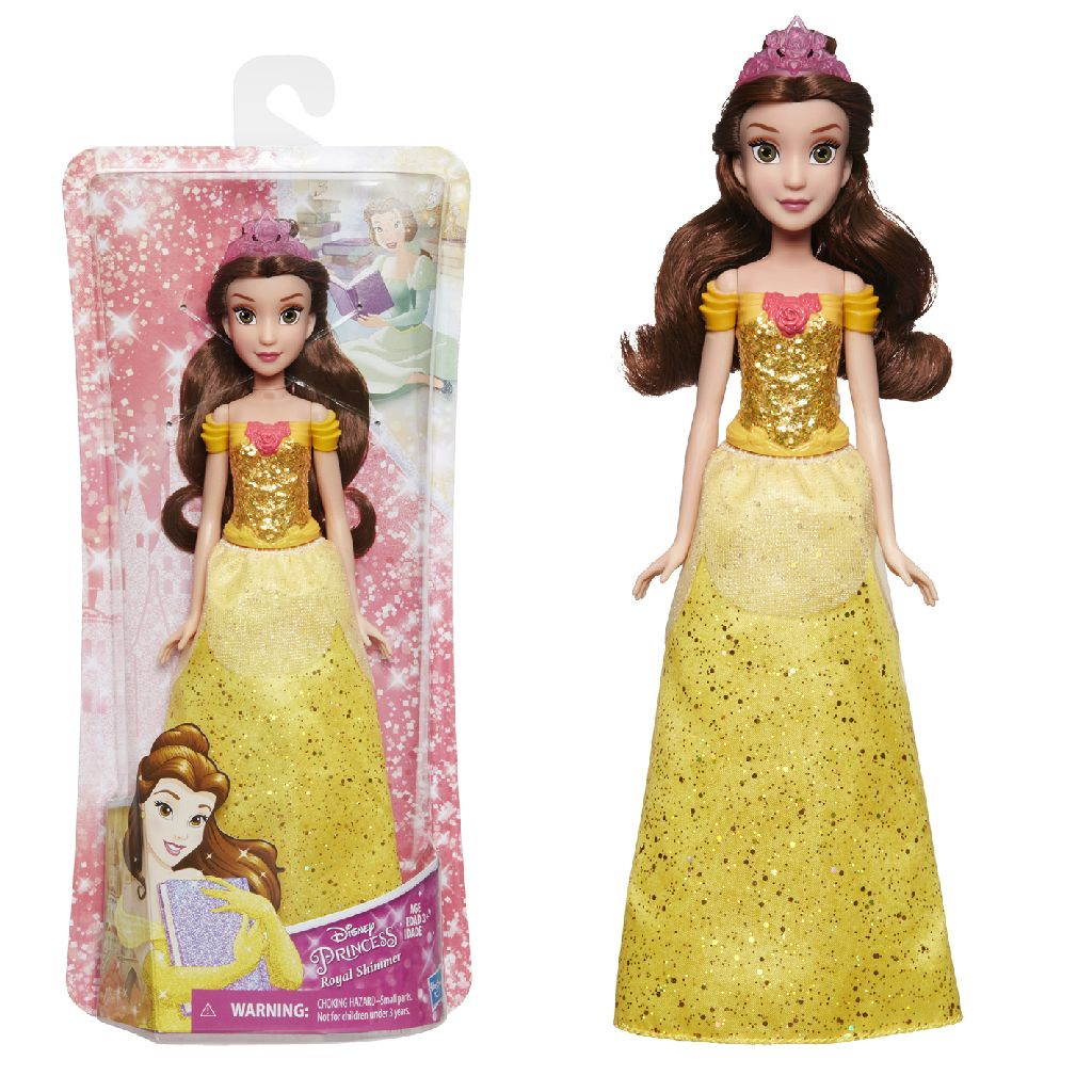 Disney Princess Royal Shimmer Pop Belle (5714159)