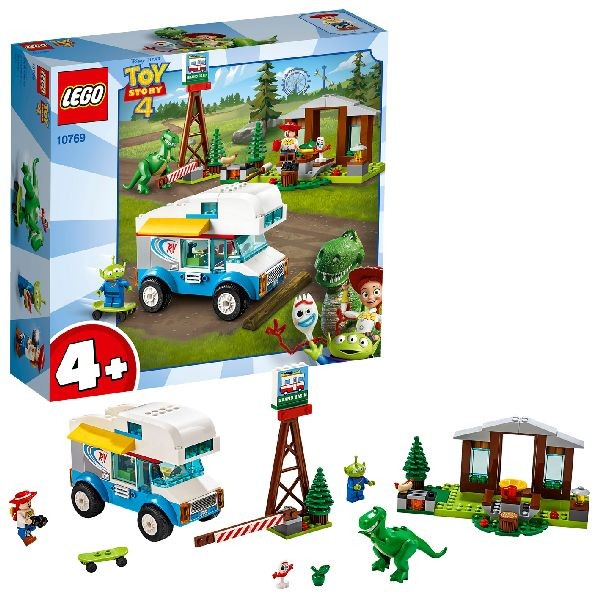 LEGO 4+ 10769 Toy Story 4 Campervakantie (4110769)
