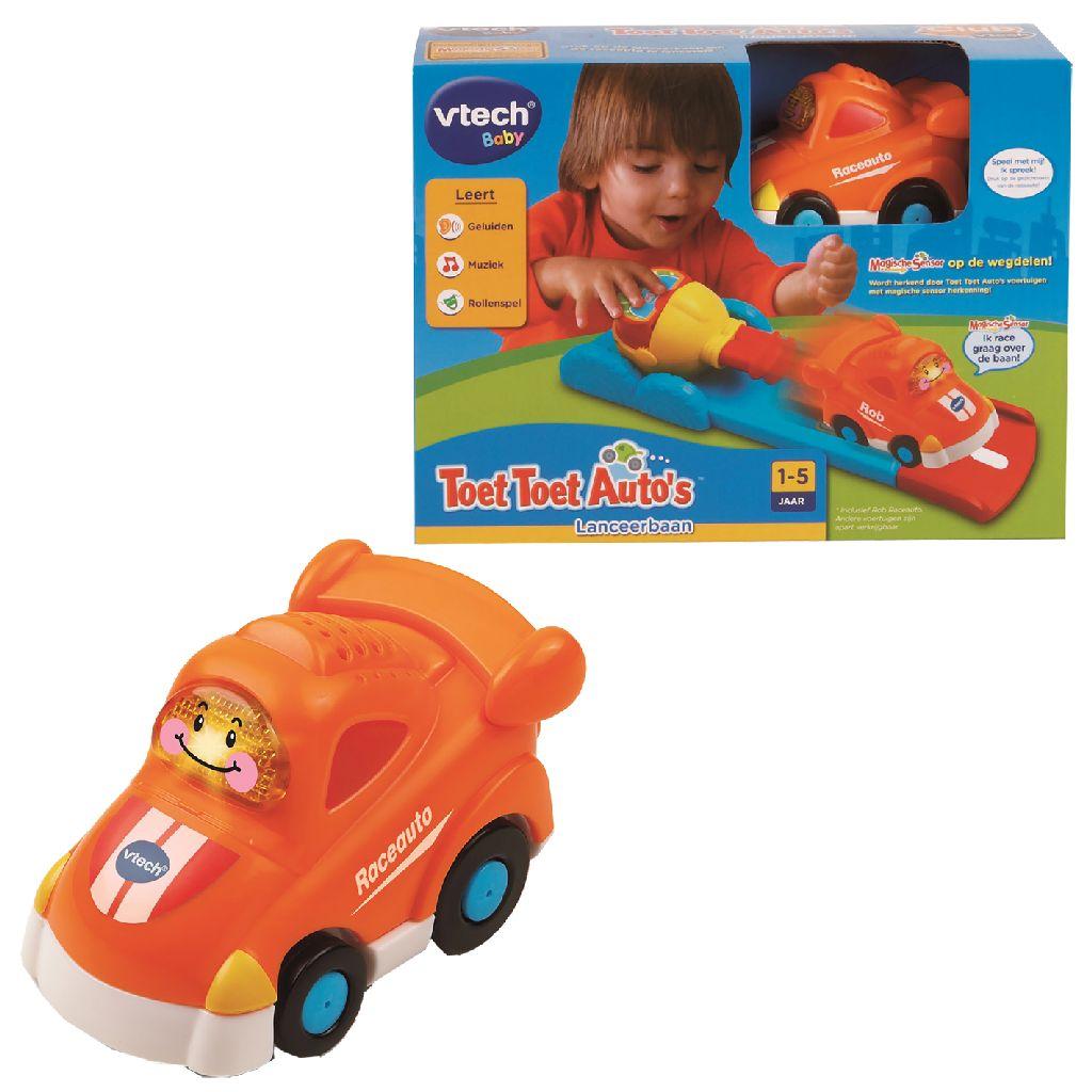 Van Wohi Lanceerbaan Vtech Toet Toet Auto's (4051440) Prijsvergelijk nu!