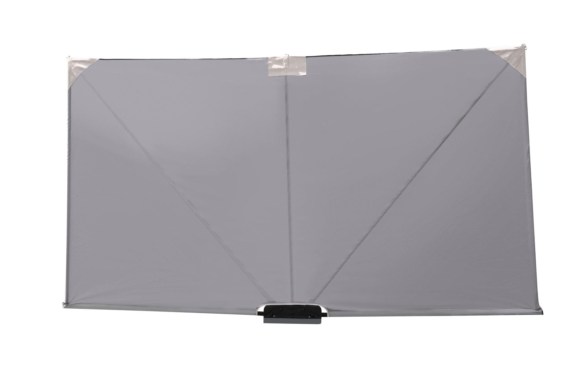 Van Wohi Leco Inklapbaar windscherm antraciet (24600 114) Prijsvergelijk nu!