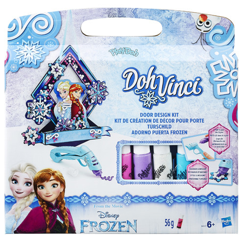 Play-Doh Doh-Vinci Disney Frozen deurdecoratie