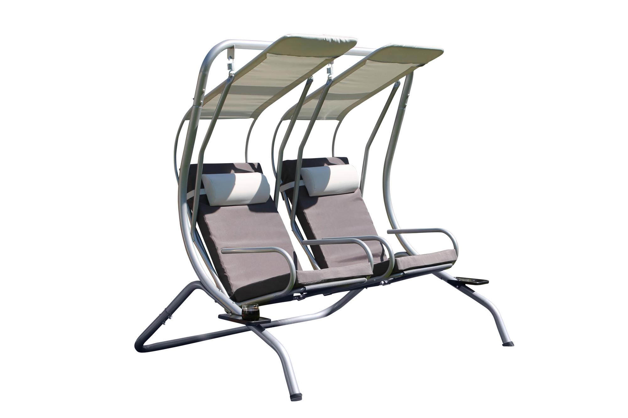 Van Wohi Leco dubbele schommelstoel Modena (36300 114) Prijsvergelijk nu!