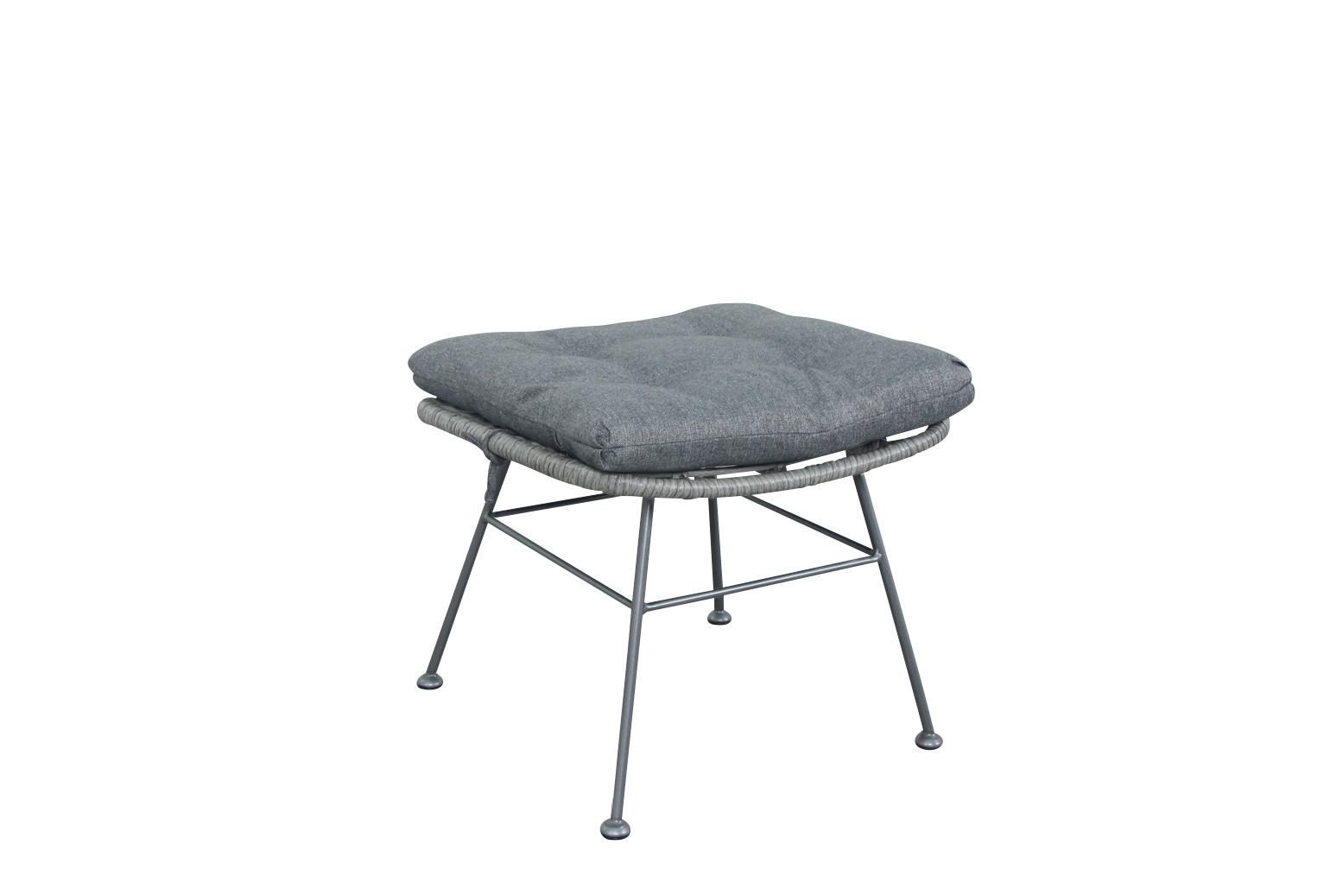 Van Wohi Leco kruk voor relaxstoel Martha (50 x 47 x 40 cm) (37602 999) Prijsvergelijk nu!
