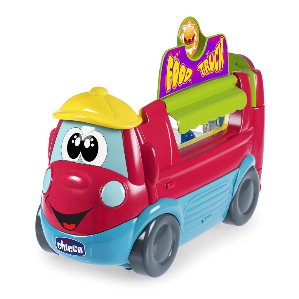Van Wohi Chicco Food Truck (Nl/En) (4057416) Prijsvergelijk nu!