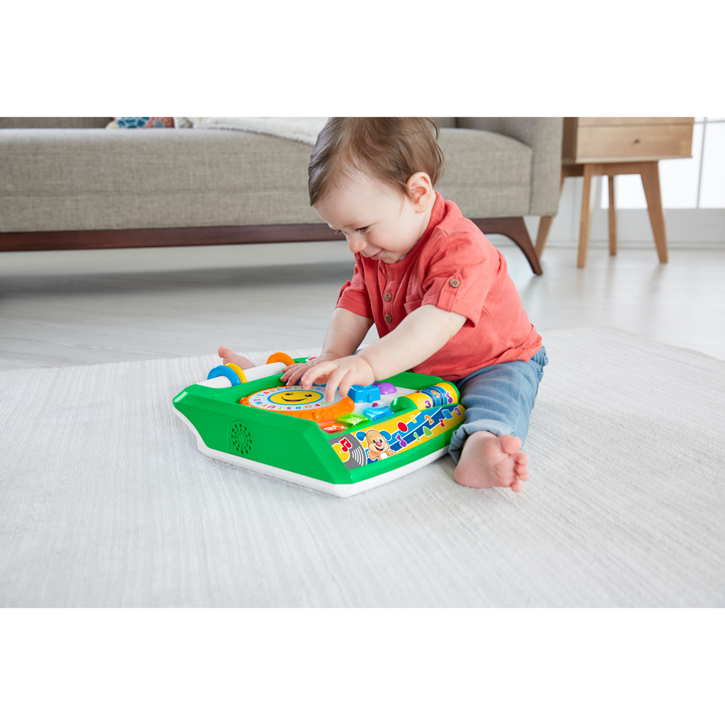 Image of Fisher-Price Leerplezier Record Player (NL)