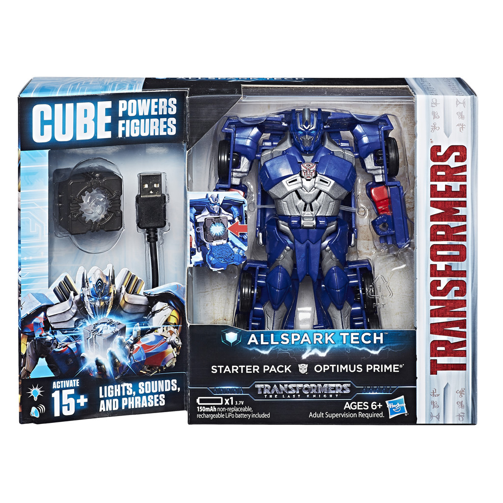 Transformers Movie 5 Power Cube Starter Pack