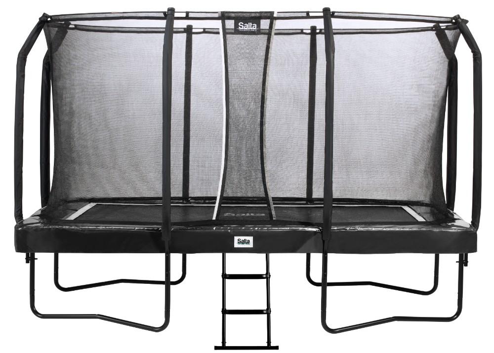 Salta First Class 244x427cm - Zwart met ladder (5376A)