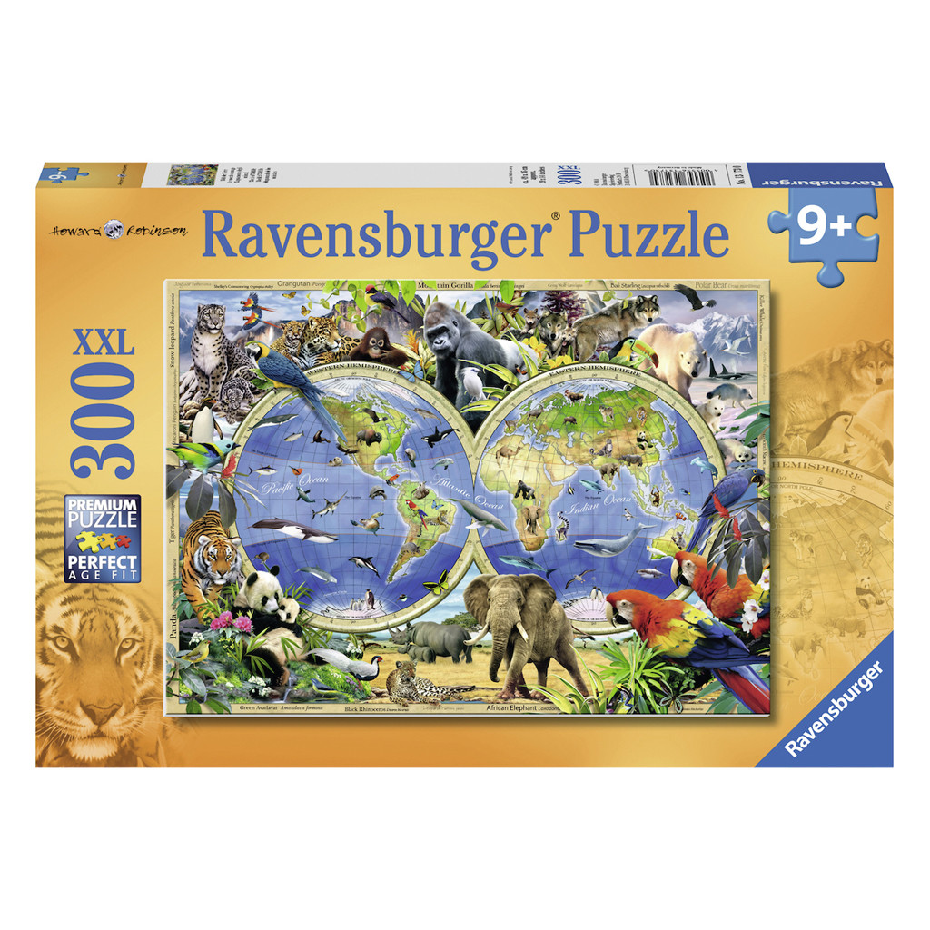 Puzzel World Of Wildlife 300 Stukjes (6031317)