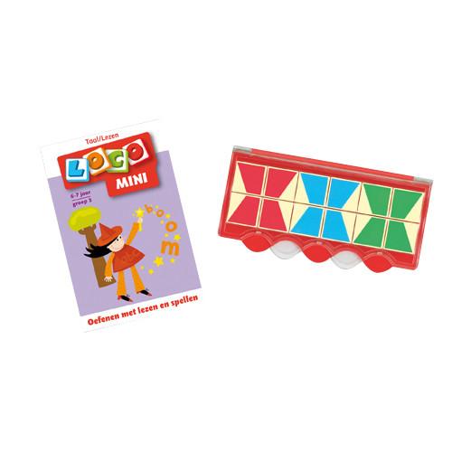 Image of Loco Mini Special Oefenen Met Lezen En Spellen