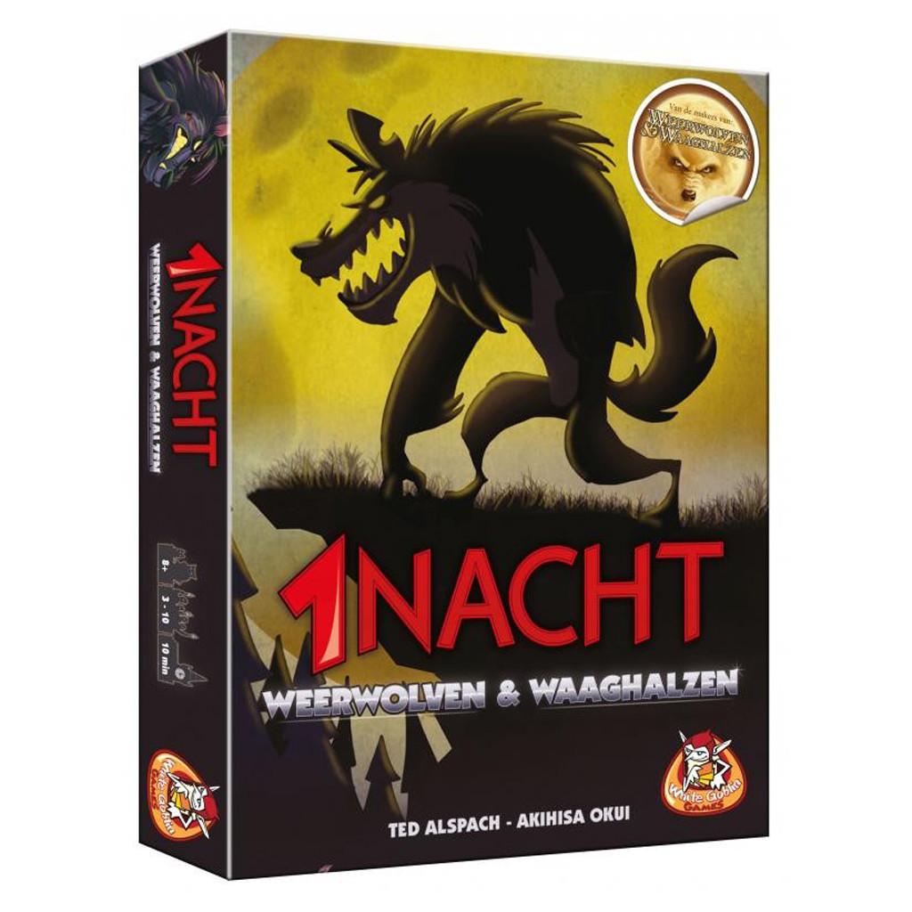 Van Wohi Spel 1 Nacht Weerwolven & Waaghalzen (6101507) Prijsvergelijk nu!