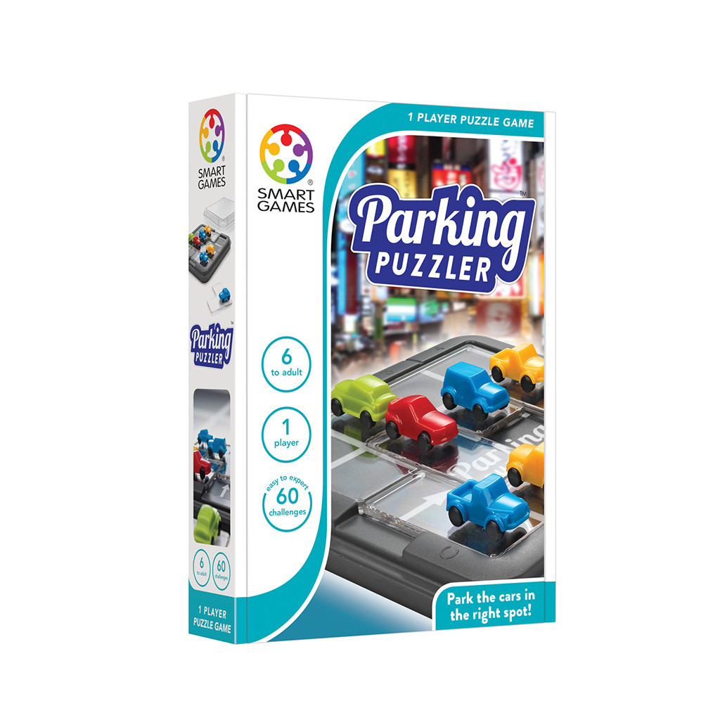 Smartgames Spel Parking Puzzler (6101854)