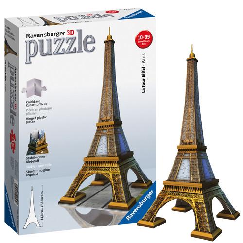 Ravensburger 3D puzzel Eiffeltoren -