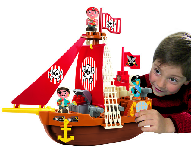 Abrick Piratenschip