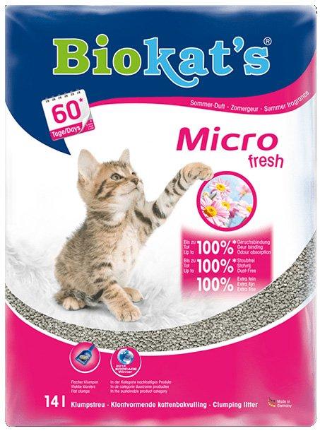Biokat's micro fresh 14 liter