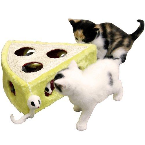 Dieren > Katten > Spelen > Speeltjes