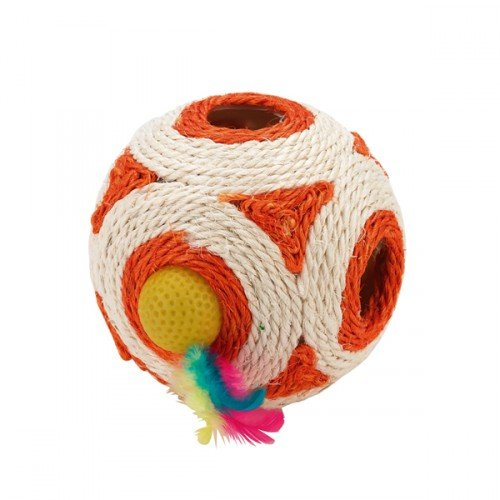 Sisalbezigheidsbal
