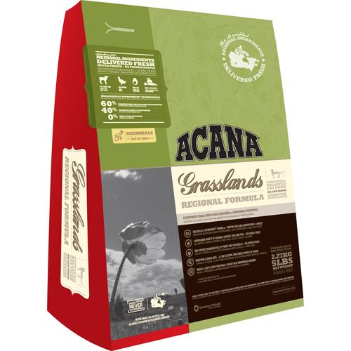 NIEUW Acana Grasslands Cat & Kitten Regionals 5,4 kg