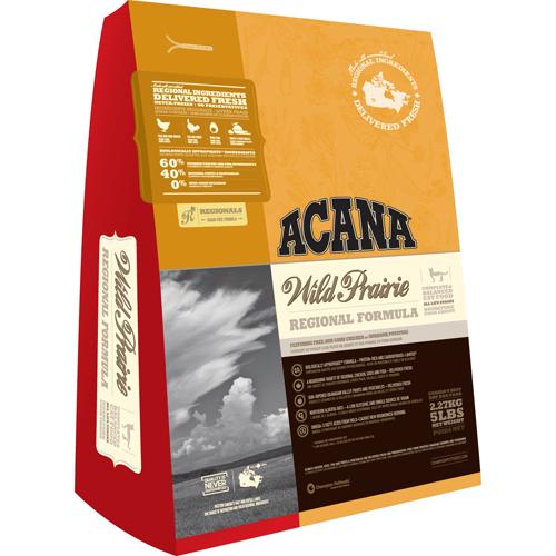 Acana Wild Prairie Cat & Kitten Regionals 5,4 kg Nieuw