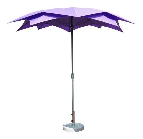 Leco parasol Bloei Paars 270 cm (20700 113)