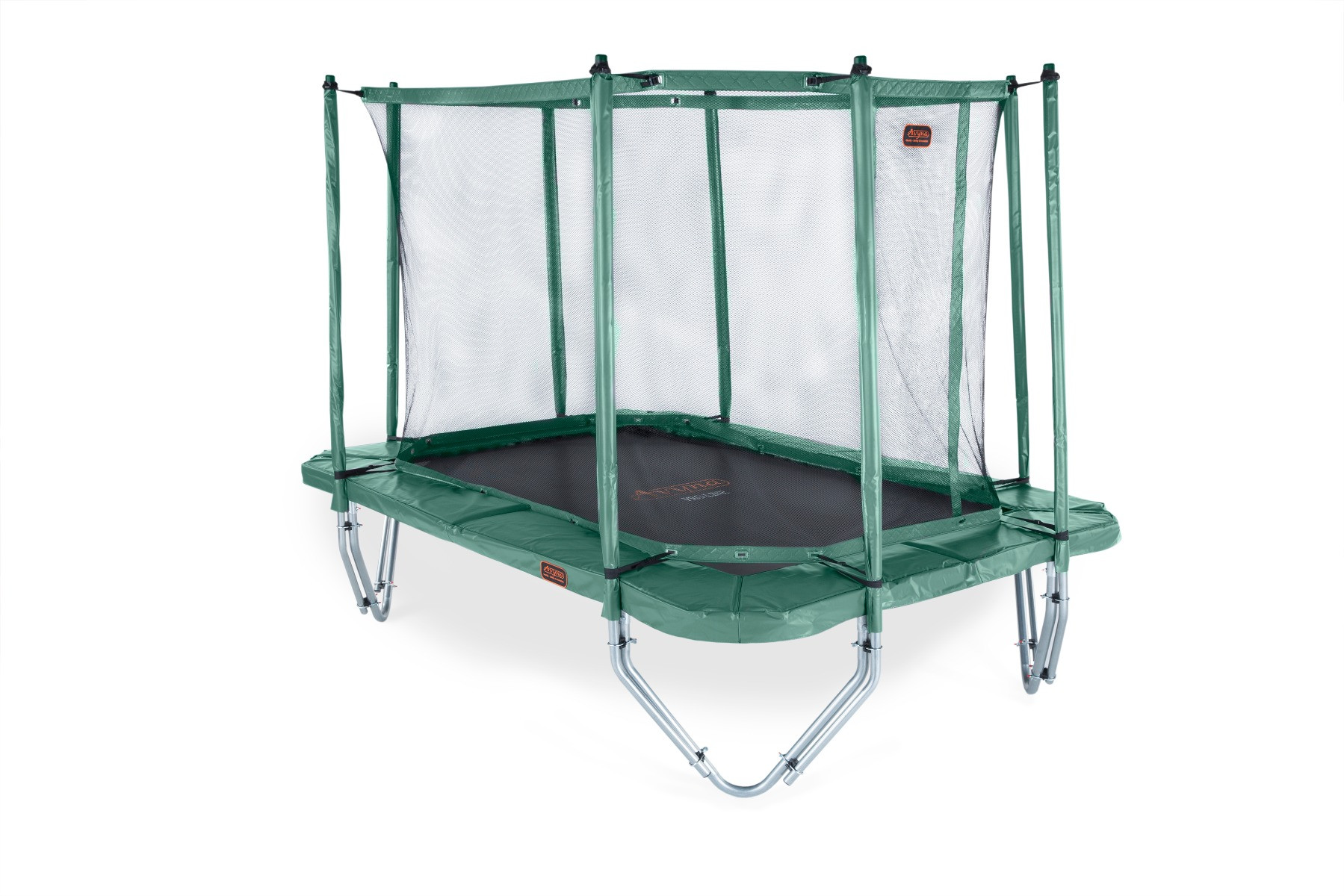 Image of Avyna PRO-LINE 238 380x255 cm, net boven, ladder, Groen